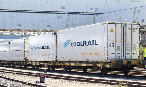 Colruyt Group: le transport ferroviaire de produits frais réduit de 70 % nos émissions de CO₂