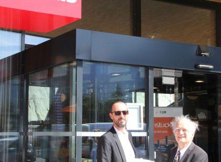 Premio per l'efficienza energetica per il supermercato MPREIS in Tirolo