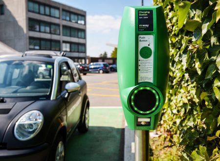 Migros: entro il 2019, 200 stazioni di ricarica in Svizzera per auto elettriche