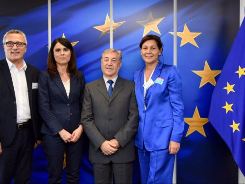 Il progetto Arcipelago pulito di Unicoop Firenze al Parlamento Europeo