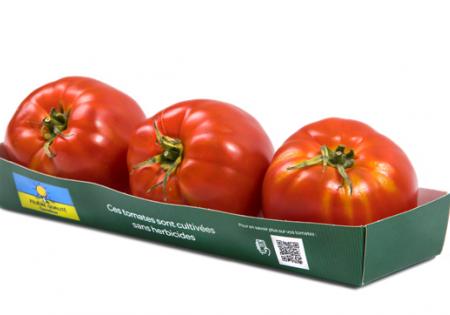Carrefour France applica la blockchain al pomodoro oblungo
