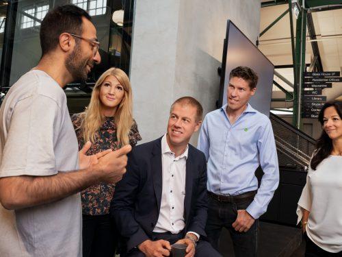 Norrsken Foundation, primo partner della piattaforma innovativa di Coop in Svezia